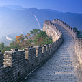 Great Wall Of China by Gloria and Richard Maschmeyer - Printscapes