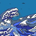 Great Wave 2011 by Richard Heyman