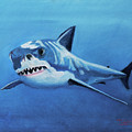 Great White 2 by Terry Lewey