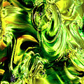 Green Glass by David Patterson
