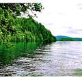 Green Lake by J D Banks