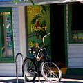Green Parrot Bar Key West by Susanne Van Hulst