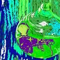 Green Whirl by Ian  MacDonald