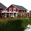 Greenbank Farm  by Valerie  Moore