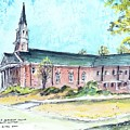 Greer United Methodist Church by Patrick Grills