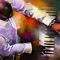 Greg Phillinganes From Toto by Miki De Goodaboom