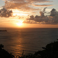 Grenadian Sunset I by Jean Macaluso