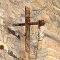 Gristmill Cross Two by Ana Villaronga