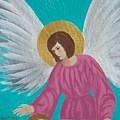 Guardian Angel by Angela Miles Varnado