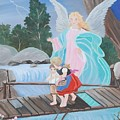 Guardian Angel Donated by Ruth  Housley