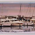 Gulf Coast Dock by John Breen