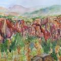 Gunnison Ridge Colorado by Vicki  Housel