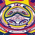 Haida Three by Ian  MacDonald