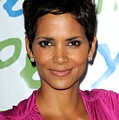 Halle Berry At Arrivals For Silver Rose by Everett