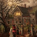 Halloween Dare by Tom Shropshire