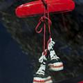 Hanging Hightops by Jill Reger
