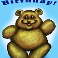 Happy Birthday Bear by Kevin Middleton