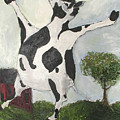 Happy Cow by Sarah Goodbread
