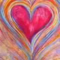 Happy Dancing Heart by Samantha Lockwood