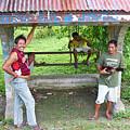 Happy Filipinos by James BO Insogna