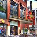 Hard Rock Cafe Denver by Laurie Prentice