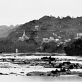 Harper's Ferry From Across The Potomac by Bill Cannon