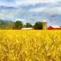 Harvest by Francesa Miller