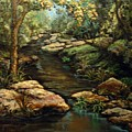 Harvey's Creek by Cathy Fuchs-Holman