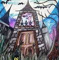 Haunted House by Jenni Walford