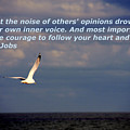 Have The Courage To Follow Your Heart by Susanne Van Hulst