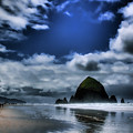 Haystack Rock by David Patterson