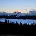 Heaven's Peak by Dave Hampton Photography