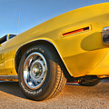 Hemi 'cuda - Ready For Take Off by Gordon Dean II
