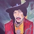 Hendrix by Colin O neill