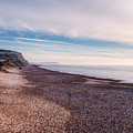 Hengistbury Head And Beach by Chris Day