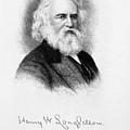 Henry Wadsworth Longfellow by Granger