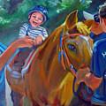 Heroes On Horseback by Kaytee Esser