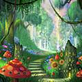 Hidden Treasure Version 2 by Philip Straub