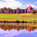 High Country Golf by Dominic Piperata