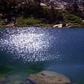High Sierrastreasure Lakes Viii by Sarah Stiles