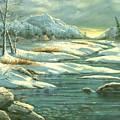 High Winter Camp by Brooke Lyman