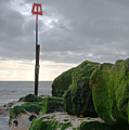 Highcliffe Groyne by Chris Day