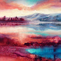 Highland Sunrise by C J Elsip
