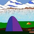 Himalayas by Kiran B