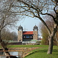 Historic Lift Lock II by Christiane Schulze Art And Photography