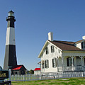 Historic Tybee Island Lighthouse II by Suzanne Gaff