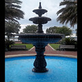 Historical Saint Marys Water Fountain by Rebecca Stephens