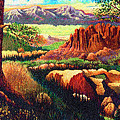Hobbit Land by Donn Kay