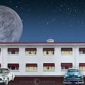 Holiday Motel by Tim Nyberg