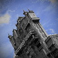 Hollywood Studio's Tower Of Terror by AK Photography